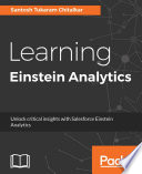 Learning Einstein Analytics