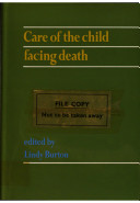 Care of the Child Facing Death