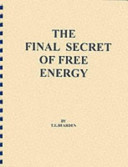 The Final Secret of Free Energy