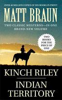 download ebook kinch riley / indian territory pdf epub