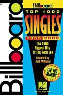 Billboard Top 1000 Singles  1955 2000