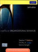 Essentials Of Organizational Behavior, 10/E