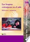 Las lenguas extranjeras en el aula