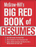 McGraw Hill s Big Red Book of Resumes