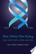 Elite White Men Ruling