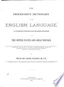 The Progressive Dictionary of the English Language
