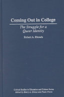 Coming out in college