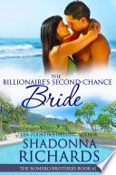 download ebook the billionaire's second-chance bride (the romero brothers #1) pdf epub