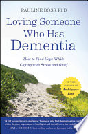 Ebook Loving Someone Who Has Dementia Epub Pauline Boss Apps Read Mobile