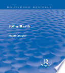 John Barth  Routledge Revivals