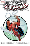 Amazing Spider Man By David Michelinie Todd Macfarlane Omnibus
