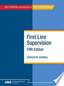 First Line Supervision