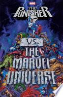Punisher Vs The Marvel Universe book