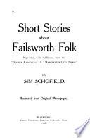 Short stories about Failsworth folks