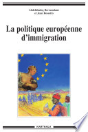 La Politique Europ Enne D Immigration