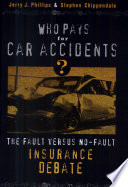 Who Pays for Car Accidents