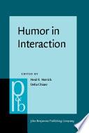 Humor in Interaction
