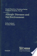 Allergic Diseases And The Environment book