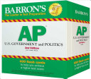 Barron s AP U S  Government and Politics Takers With Details Of Constitutional History The Branches