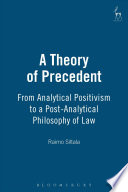 A Theory of Precedent