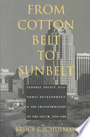 From Cotton Belt To Sunbelt book