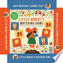 Little Mouse s Matching Game