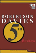 download ebook fifth business pdf epub