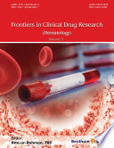 Frontiers In Clinical Drug Research Hematology Volume 3