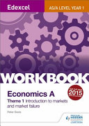 Economics A    Edexcel AS A Level Year 1