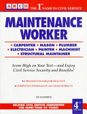 Maintenance Worker