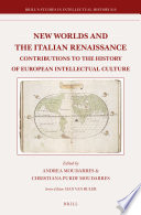 New Worlds and the Italian Renaissance