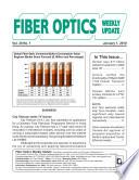 Fiber Optics Weekly Update January 1, 2010