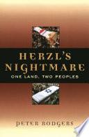 Herzl s Nightmare