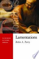 Lamentations  THOTC