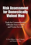 Risk Assessment for Domestically Violent Men