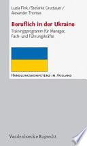 Beruflich in der Ukraine