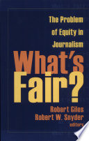 Ebook What's Fair? Epub Robert H. Giles,Robert W. Snyder Apps Read Mobile