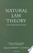 illustration du livre Natural Law Theory