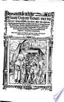 Flavii Vegetii Renati Vier bücher der Ritterschafft