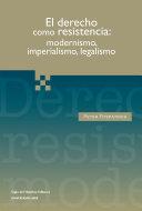 download ebook el derecho como resistencia pdf epub