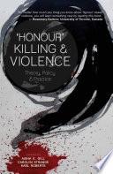 Honour  Killing and Violence