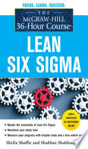The McGraw Hill 36 Hour Course  Lean Six Sigma