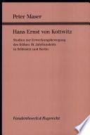 Hans Ernst von Kottwitz