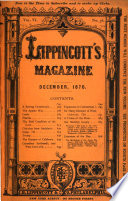 Lippincott S Magazine Of Literature Science And Education
