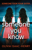 Someone You Know Book