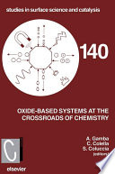 Oxide Based Systems At The Crossroads Of Chemistry book
