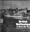 British battleships of World War Two