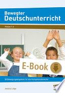 Bewegter Deutschunterricht