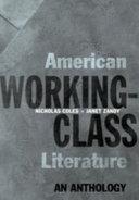 American Working class Literature