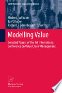 modelling value